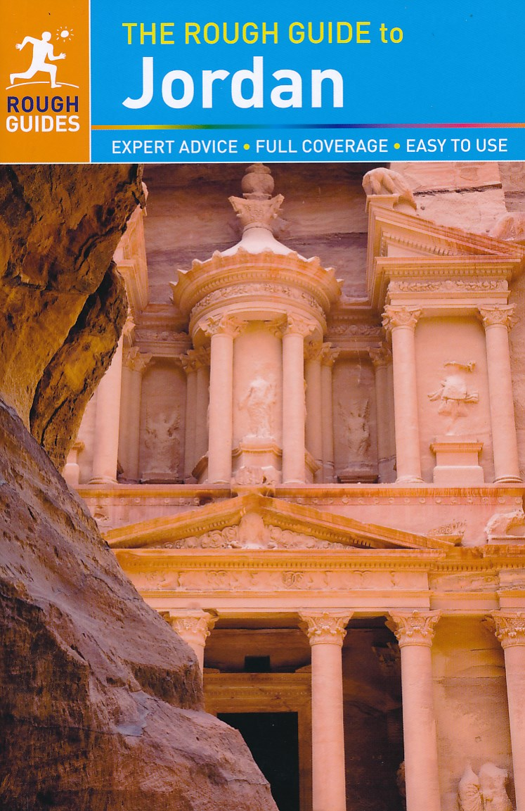 Reisgids Jordan - Jordanië | Rough Guides