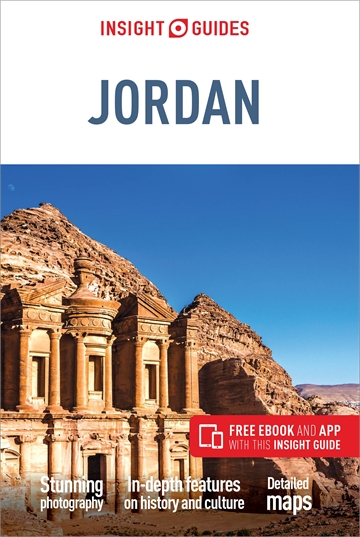 Reisgids Jordan - Jordanië | Insight Guides